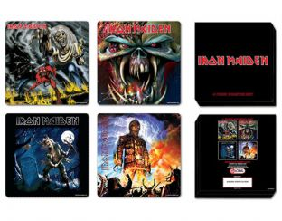 Iron Maiden Set of 4 Drink Coasters